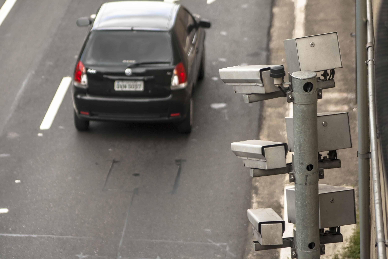 Saiba onde estão os radares de Limite de velocidade