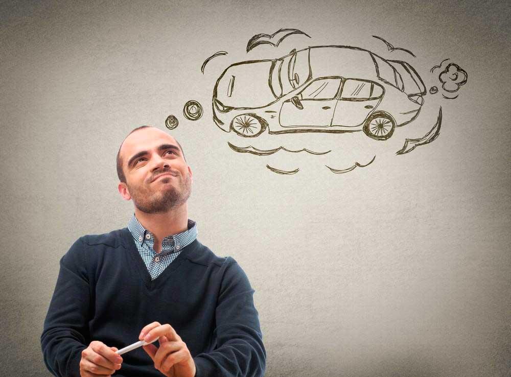 carros com debitos e multas sonhos