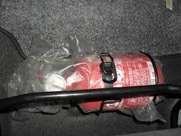 extintor abc plástico