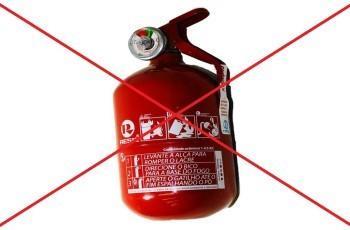 Extintor ABC não é mais Obrigatório, multas são indevidas!