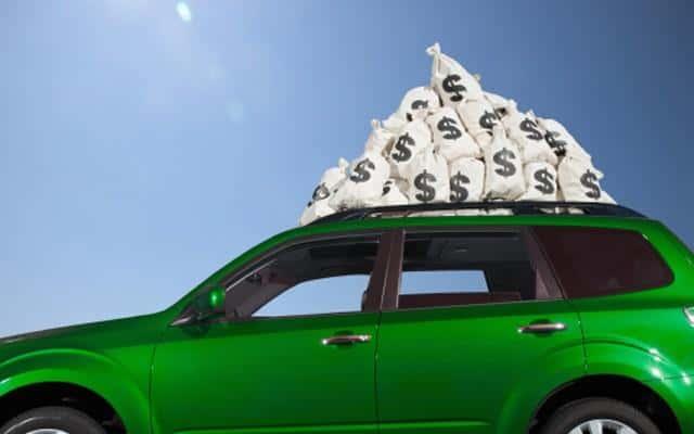 aumento valores de multas