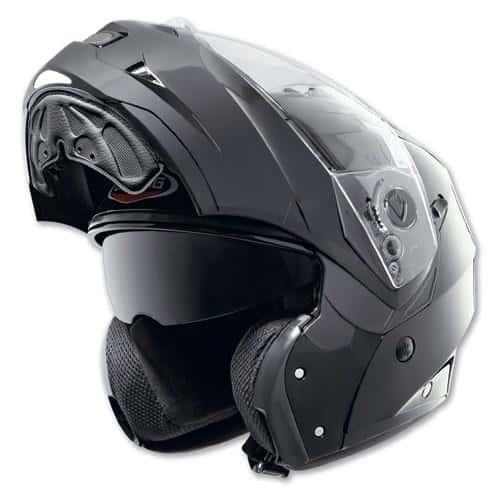 capacete modular permitido