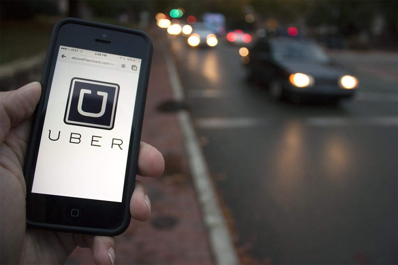 transporte pelo uber
