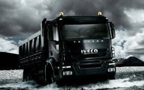 Motoristas de caminhão