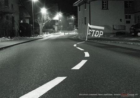 risco de beber e dirigir