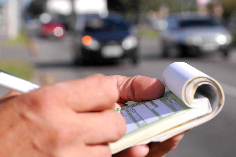 multas de trânsito e dívida ativa