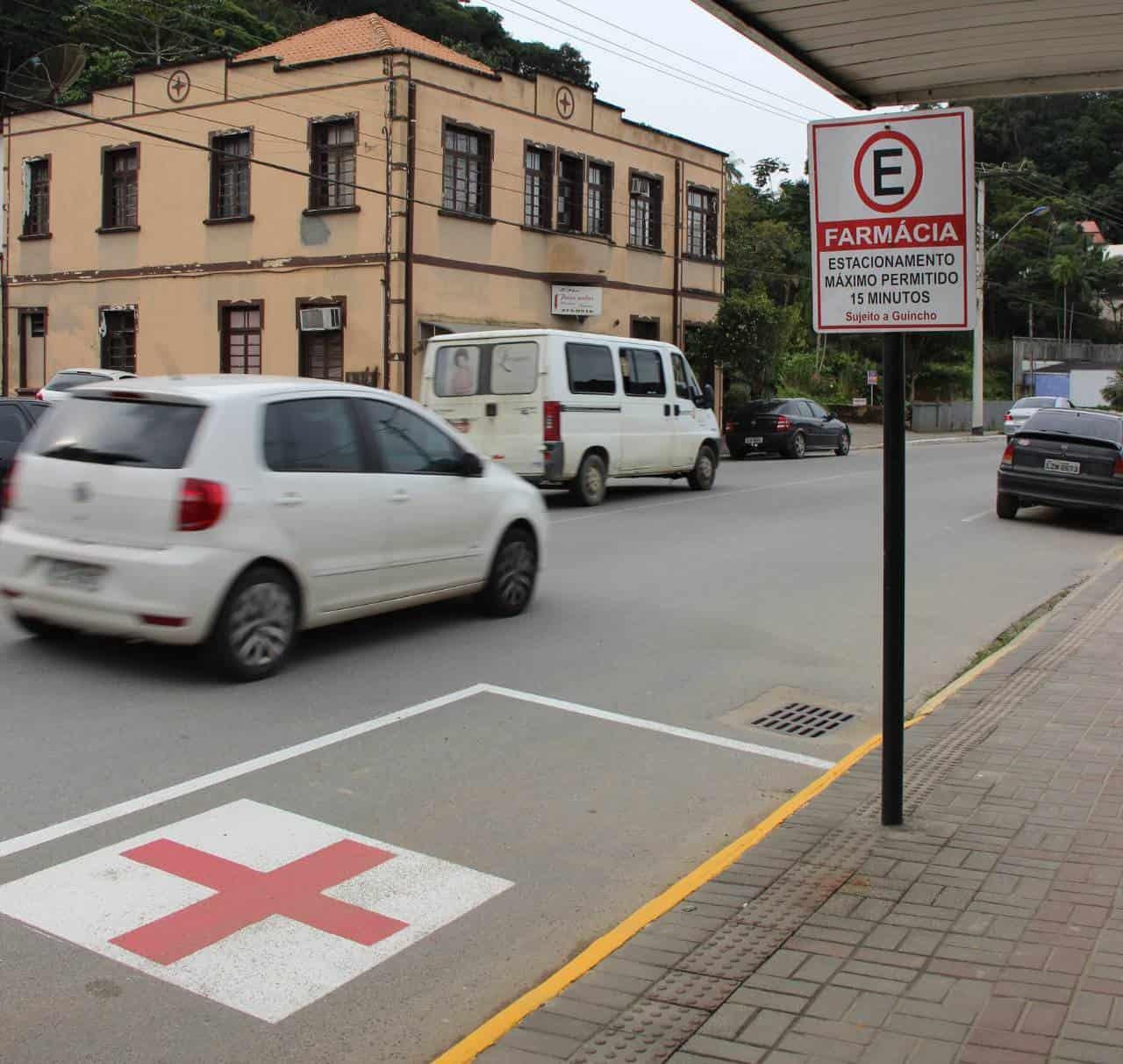 estacionamento rotativo responsabilidade