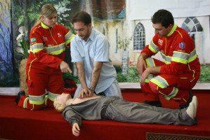 primeiros socorros em acidentes
