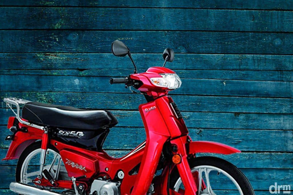 moto cinquentinha 50cc