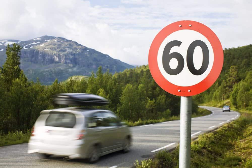 multa velocidade acima de 50 conclusao
