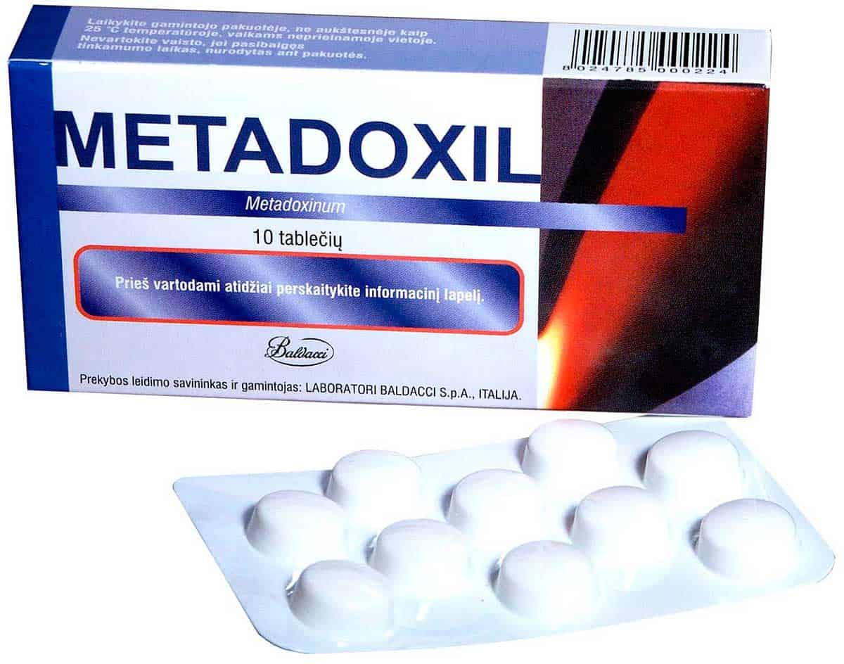 remédio metadoxil Bafômetro