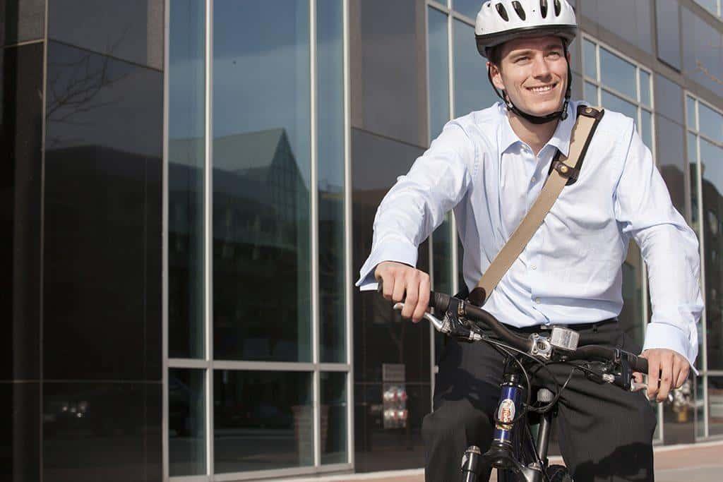 ciclista urbano