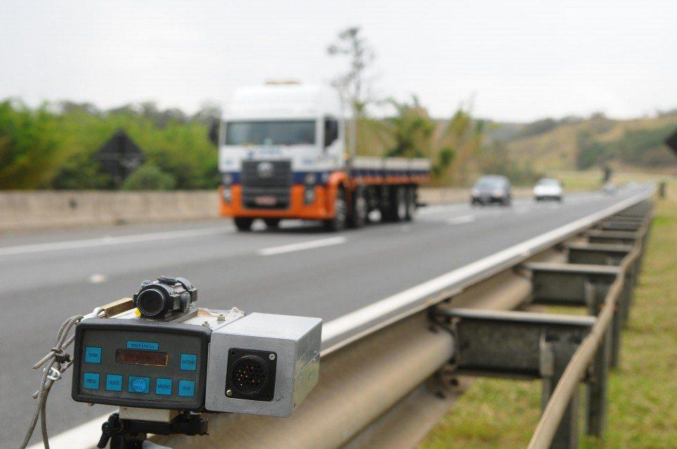 recurso excesso velocidade multa radar automático rodovia federal