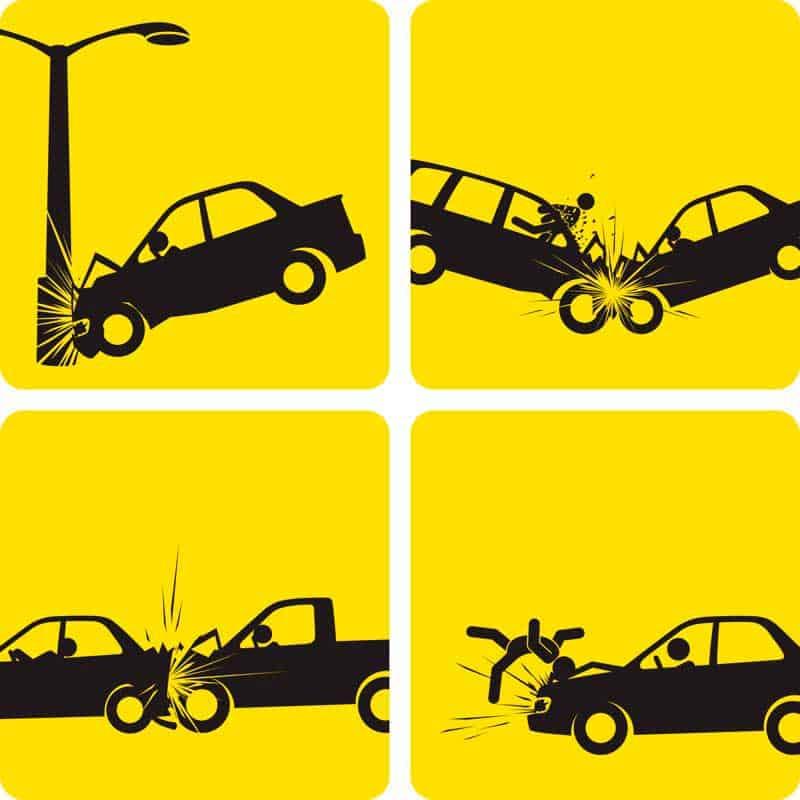 Riscos do excesso de velocidade