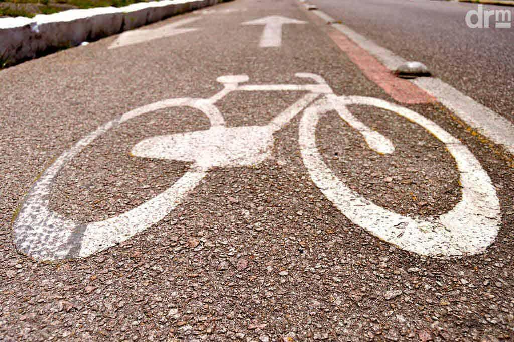 Diferenças entre as vias para ciclismo