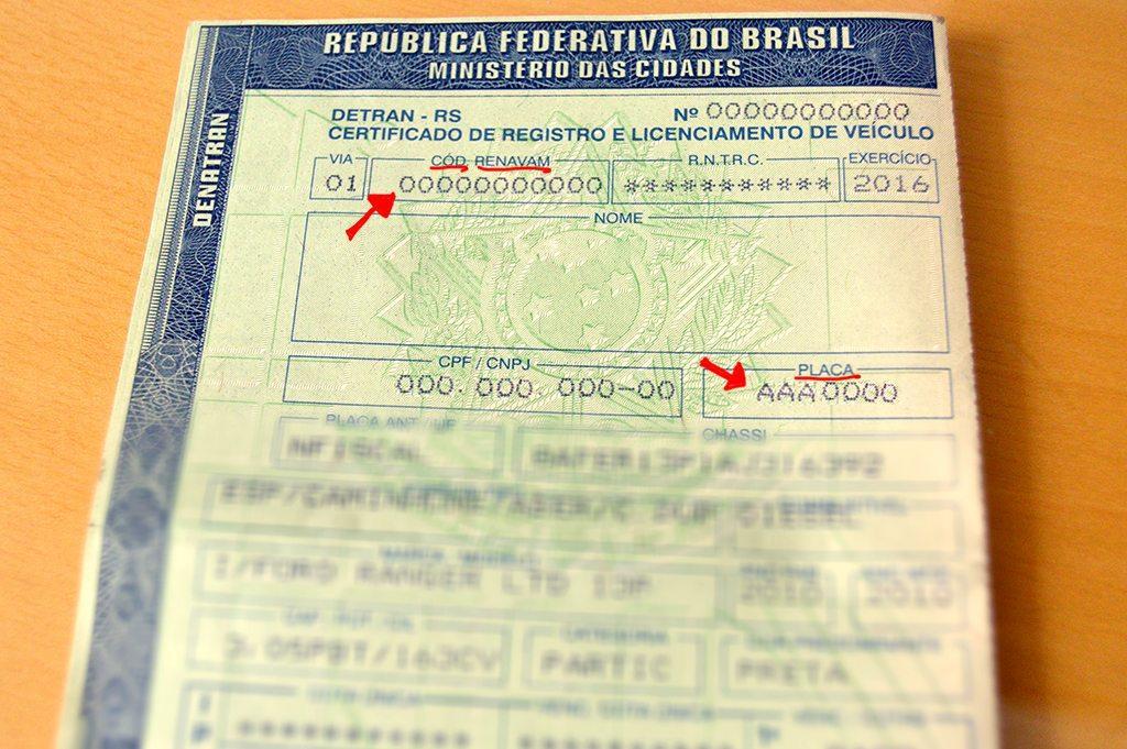 consulta de multas e pontos