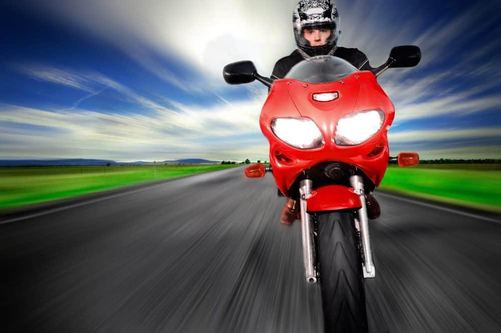 multas de motos velocidade