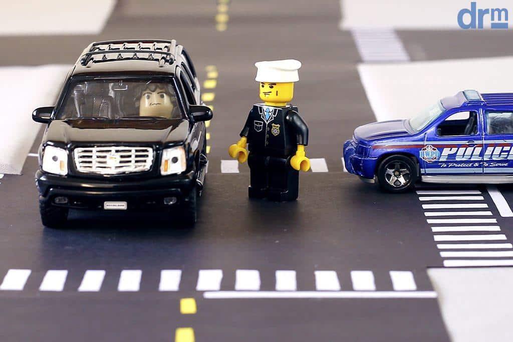 Recurso de multa por excesso de velocidade