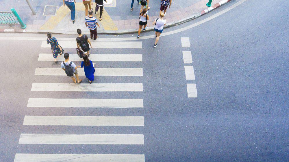 multas transito duvidas pedestre