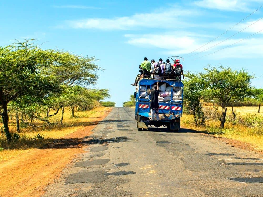 transporte clandestino fiscalização