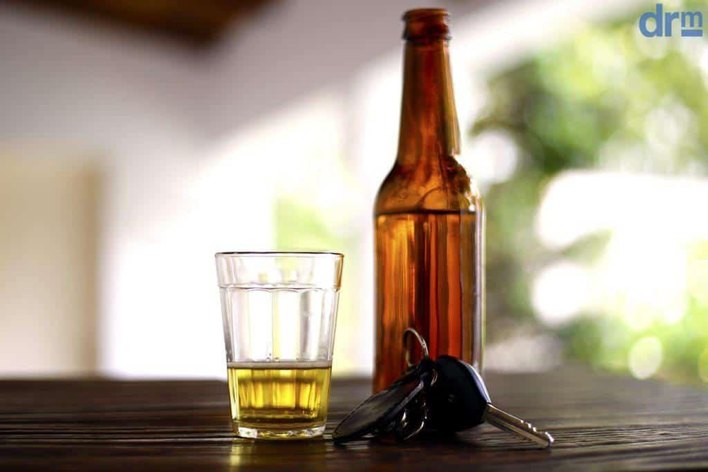 dirigir sob influência de álcool