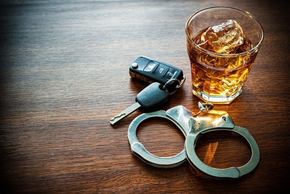defesa da lei seca crime