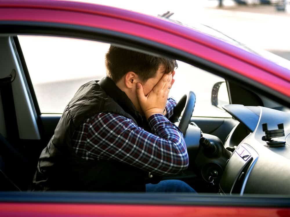 dirigir com cnh suspensa dúvidas