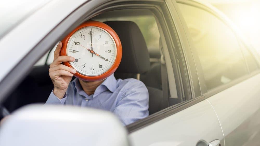 dirigir com cnh suspensa prazo
