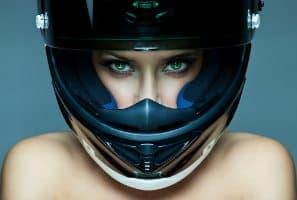 Multa por andar com a Viseira Aberta: Alerta para os Motociclistas