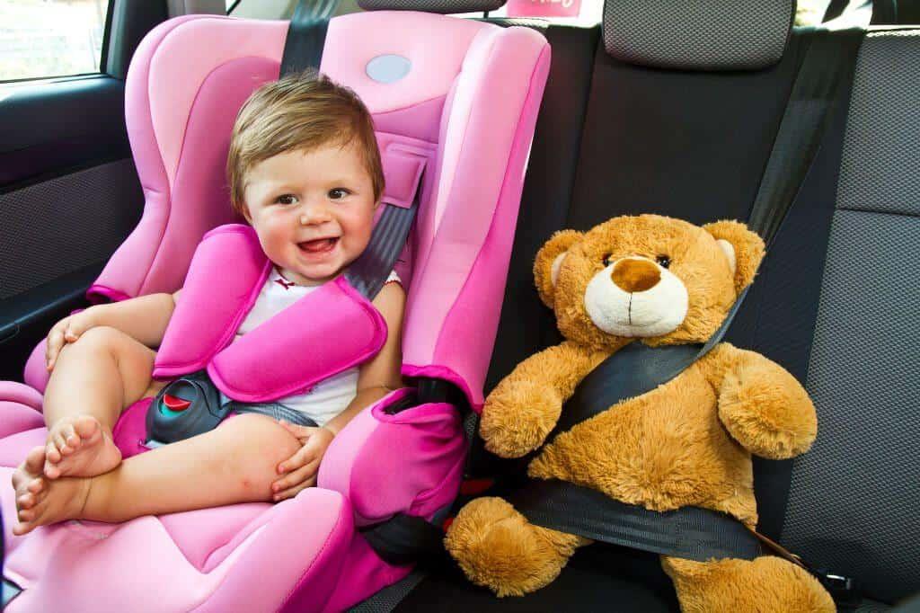 importância cinto segurança cadeirinha de bebe
