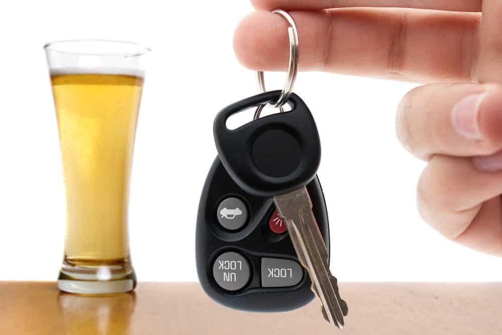 defesa previa embriaguez ao volante