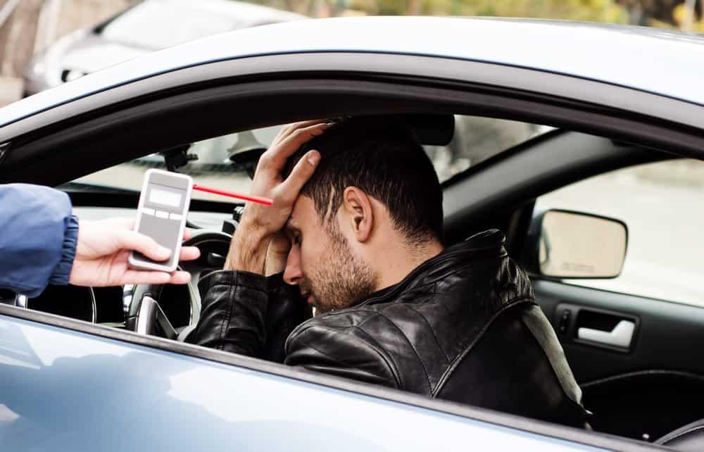 dirigir alcolizado não soprar bafômetro