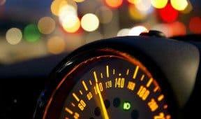 multa de excesso velocidade
