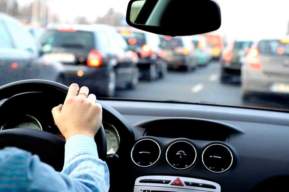 Motoristas experiente dicas trânsito