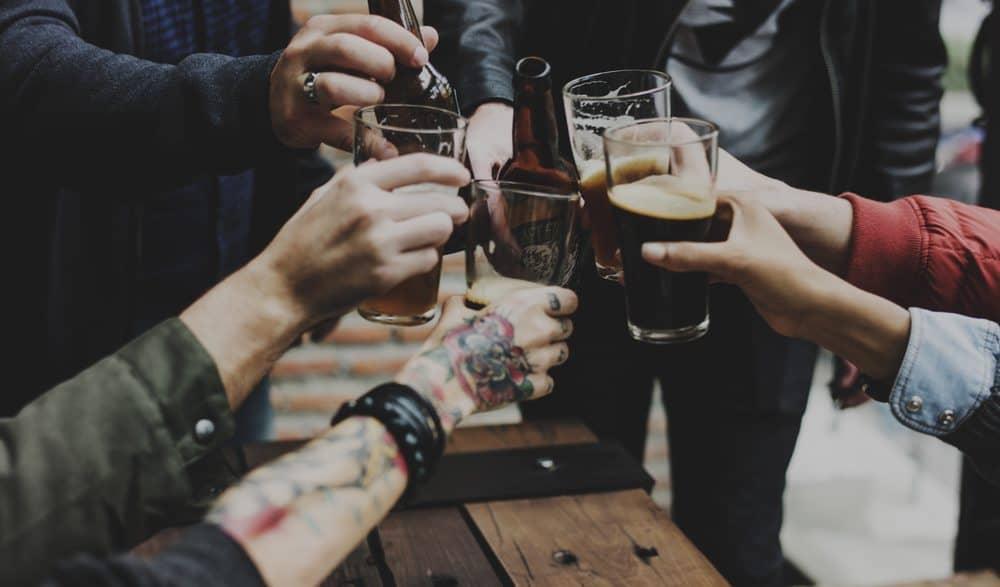 álcool e sociedade trabalho