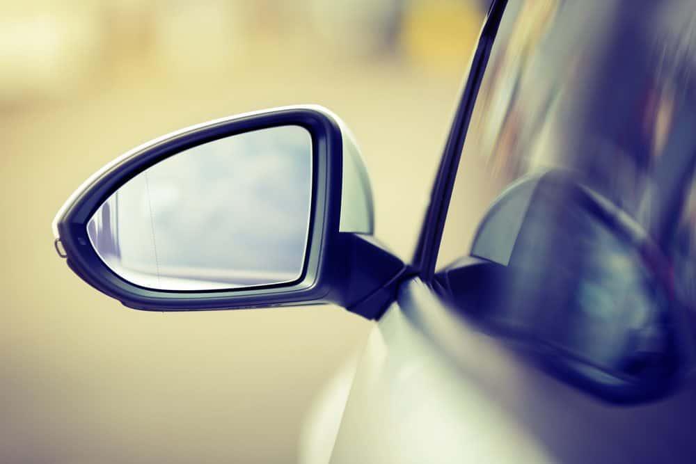 como dirigir bem retrovisores