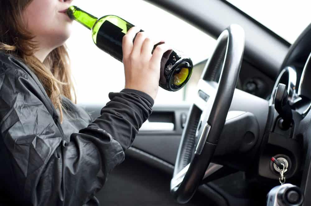 crimes de transito embriaguez