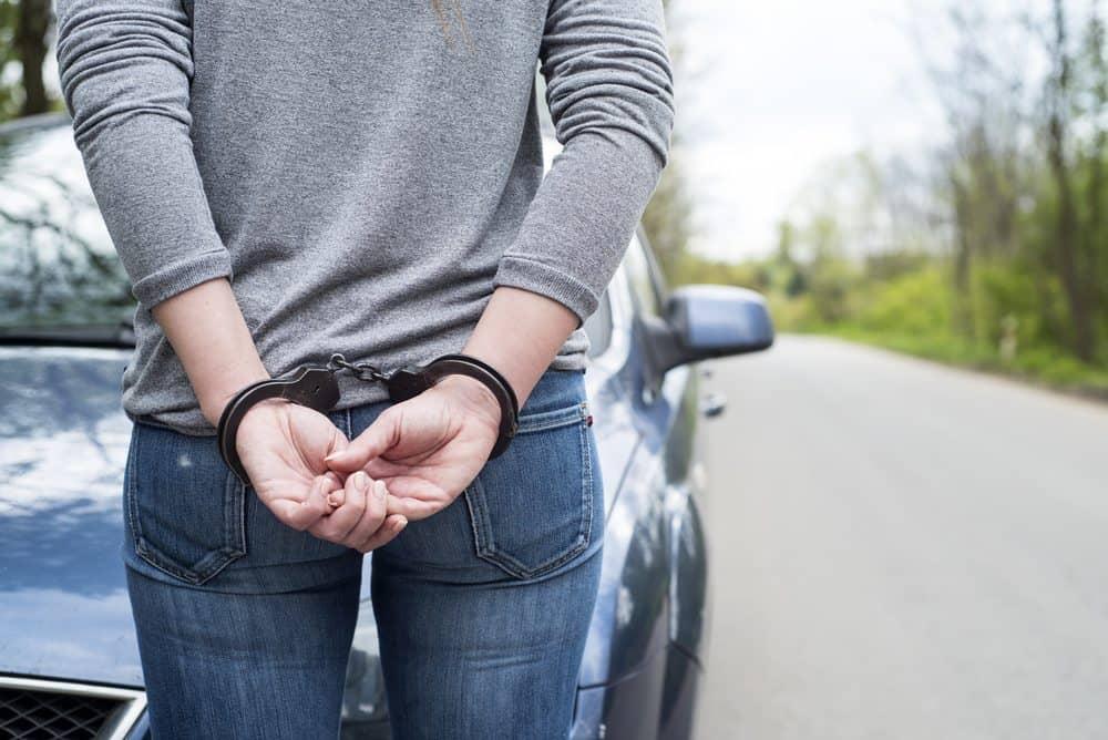 crimes de transito prisao