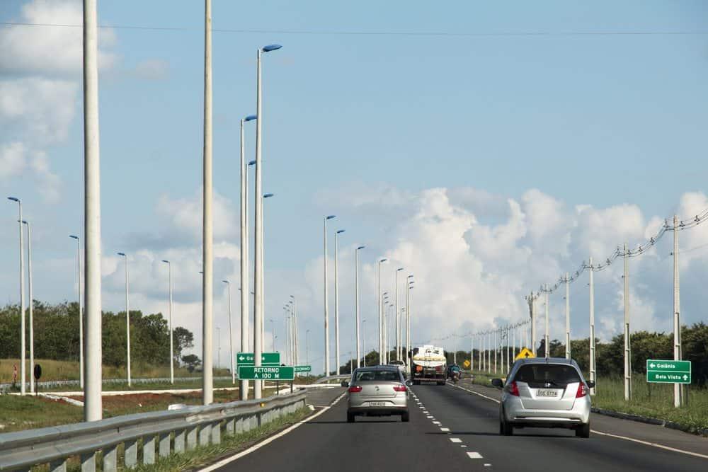excesso velocidade goiania vias com mais multas