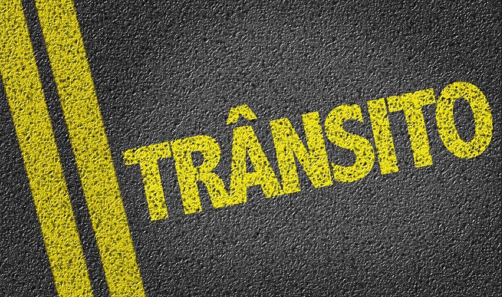nova lei transito artigos existentes