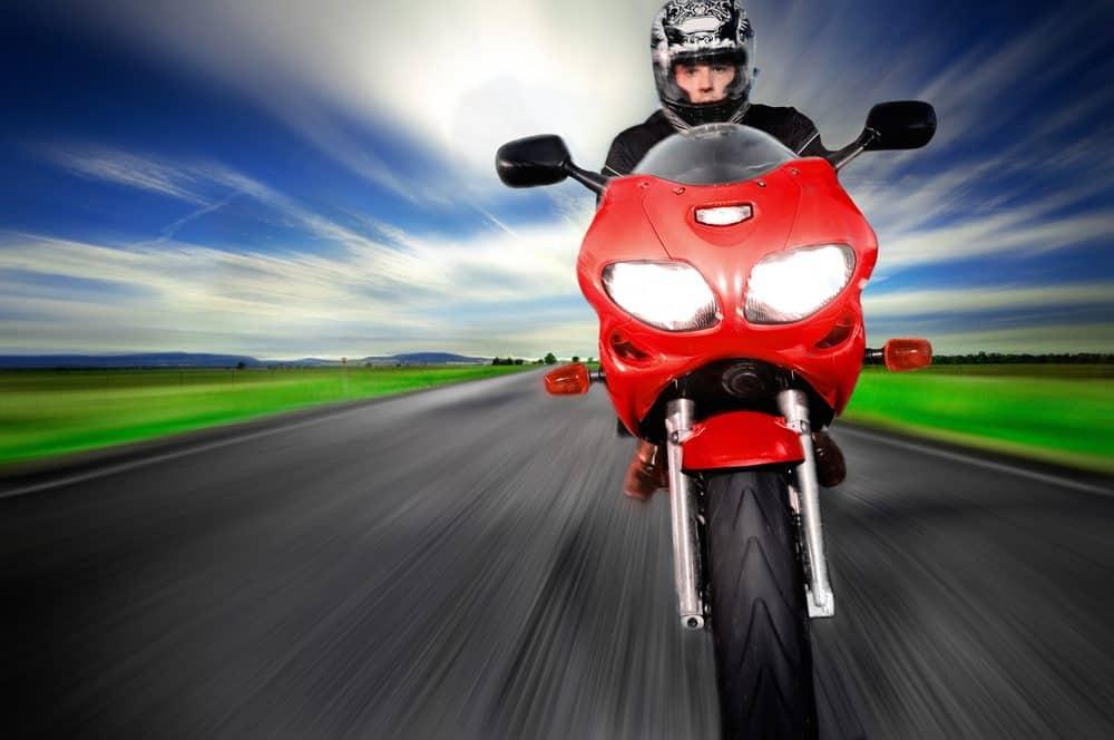 xenon para moto colocar