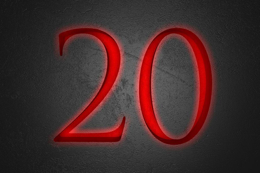 20 pontos habilitacao limite