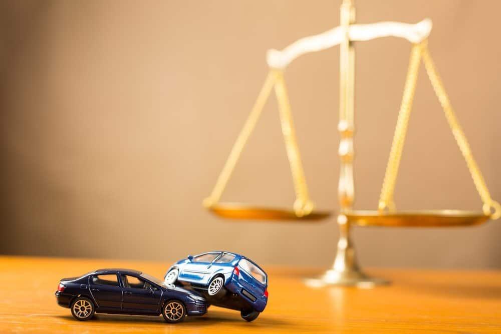 conseqs acidente lei