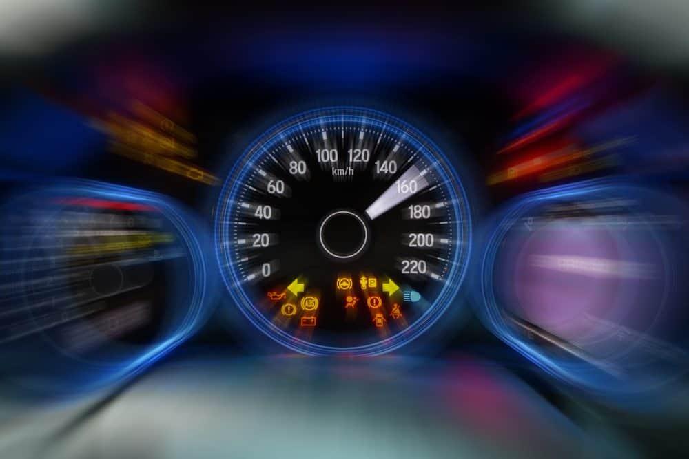 excesso velocidade brasilia dados