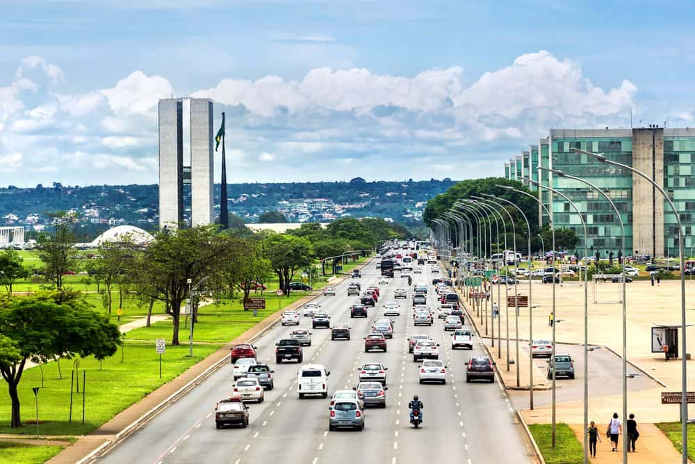 excesso velocidade brasilia tipos infracoes