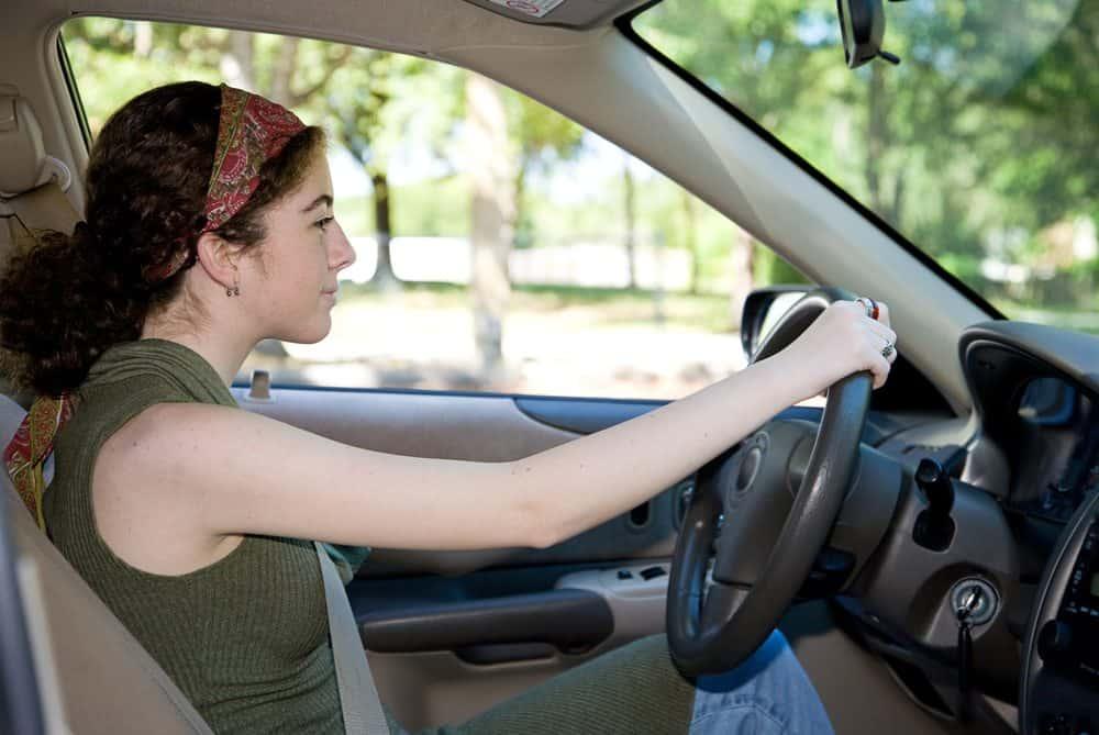 ir de carro segurança