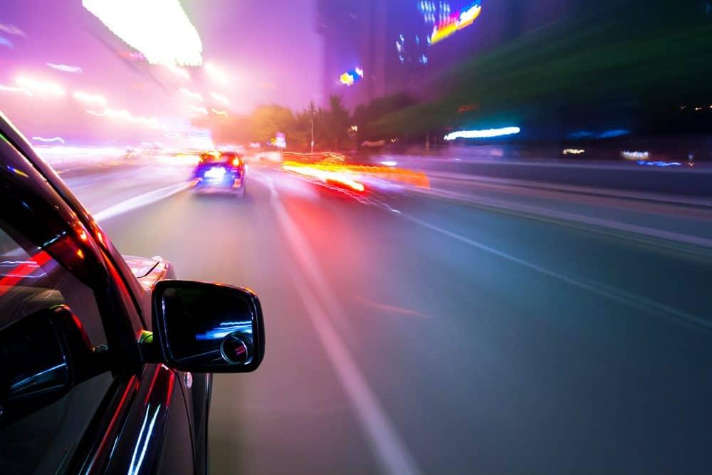 multa de velocidade