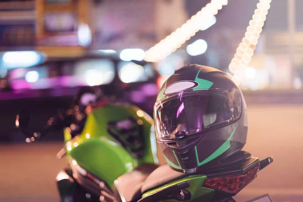 tipos de capacete para moto melhores do mundo