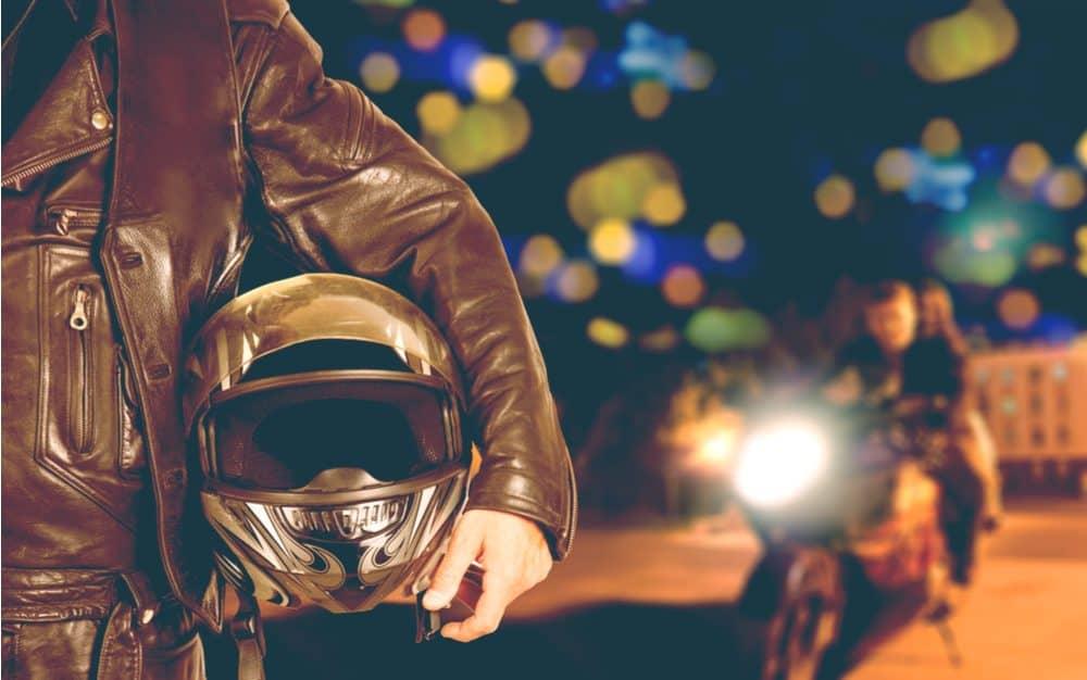 tipos capacete moto
