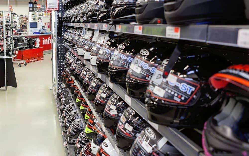 tipos capacetes motos quais sao